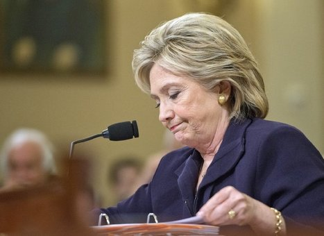 Hillary Signed She Received Briefing on Classified Info, But Told FBI She Hadn't   Xposing Government Corruption in all it's forms   Scoop.it