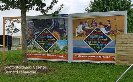 La Région Aquitaine Limousin Poitou-Charentes fête le vin ! | Bordeaux Gazette | Scoop.it