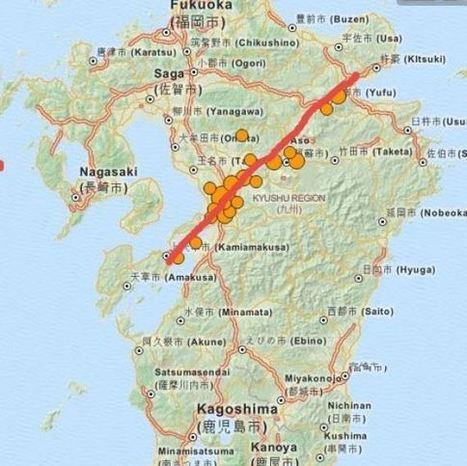 Global Rumblings: JAPAN SPLITTING APART? Evacuations ordered   Global Rumblings   Scoop.it