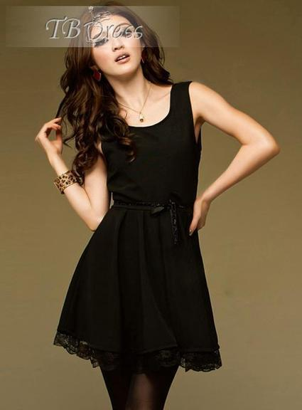 $ 18.09 Elegant OL Style Backless Laciness Lace Dress   lovely   Scoop.it