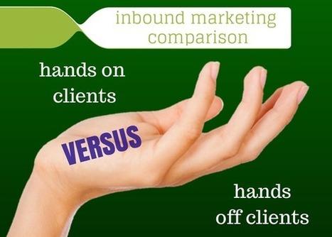 Inbound Marketing Comparison: Hands on Clients Versus Hands Off Clients | AANVE! |Website Designing Company in Delhi-India,SEO Services Company Delhi | Scoop.it