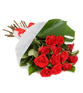 12stems red roses bouquet deliver to your Aunt for her to get well soon – Red_Roses_Bouquet#003 | Collection of flowers | Scoop.it