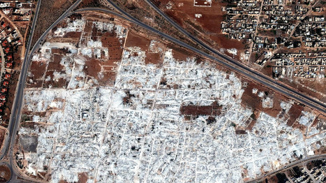 Report: Syrian Government Has Demolished Entire Neighborhoods | Tessa | Scoop.it