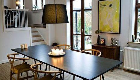 Une maison simple et design | | PLANETE DECO a homes worldPLANETE DECO a homes world | Ma décoration d'intérieur | Scoop.it