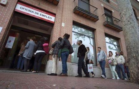 España vuelve a crear empleo con 192.400 ocupados en el último año | Actualidad Socioeconómica | Scoop.it