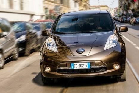 Auto plug-in più venduta al mondo di sempre? Nissan LEAF. | trovaperme | Scoop.it