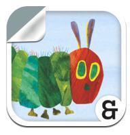 Apps voor (Speciaal) Onderwijs - Stickerboek Rupsje Nooitgenoeg en zijn vriendje | Apps en digibord | Scoop.it