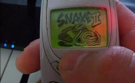 Nokia 3310: Mais pourquoi l'aimez-vous autant? | Les bons plans de Princess Zaza | Scoop.it