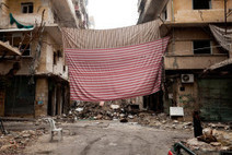 The Veils of Aleppo: Photographs by Franco Pagetti | LightBox | TIME.com Via @photojournalism | Saif al Islam | Scoop.it