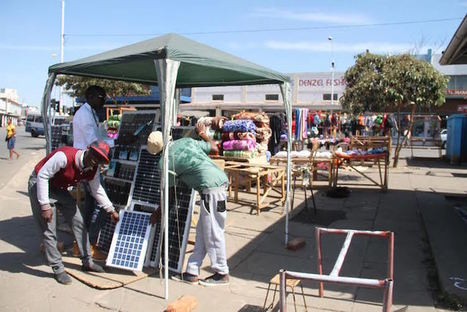 Zimbabweans Embracing Solar Energy in Remote Areas - IDN-InDepthNews | Analysis That Matters | Solar Energy projects & Energy Efficiency | Scoop.it