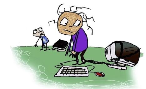 10 síntomas del adicto a las redes sociales | Adicción a redes sociales | Scoop.it