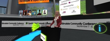 Opensimulator Community Conference 2014 | Call for Proposals | Metatrame | Scoop.it