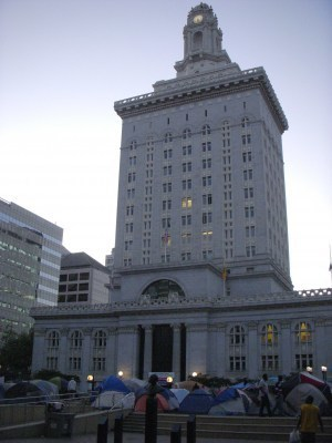 "The Last ""last-day"" at Occupy Oakland 
