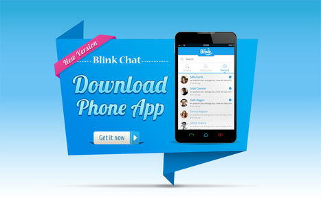 Blink Chat for LinkedIn with new amazing features coming soon | Blink Chat for LinkedIn™ | Scoop.it
