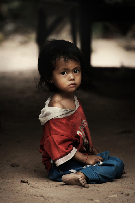 #Cambodian #Children #Hope #e #Heaviness #in #the #Eyes | Le It e Amo ✪ | Scoop.it