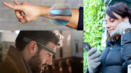 Wearable Technology: It's About More Than Just Google Glass | CAS 383: Culture and Technology | Scoop.it