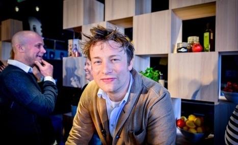 "Jamie Oliver backs £175,000 contest to find digital health solutions | la santé ""digitale"" | Scoop.it"