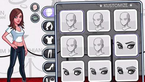 The Keys To Kim Kardashian's Krazy Gaming Success | Transmedia: Storytelling for the Digital Age | Scoop.it