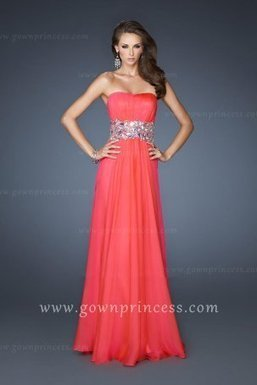 Ruched Watermelon Long Engagement Dress by La Femme 18123 Cheap [La Femme 18123] - $174.00 : Juniors' Dresses | Homecoming Dresses for Juniors | Christian Louboutin Shoes | Scoop.it