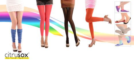 Buy Denim Leggings   Black Leggings  Leggings Fashion Online - Citrusox   Leggings-Stockings-Socks   Scoop.it