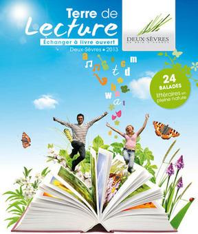 Le festival Terre de lecture dans les Deux-Sèvres   Natura Resort Pescalis - Résidence Nature en Poitou-Charentes   Deux-Sèvres   Scoop.it