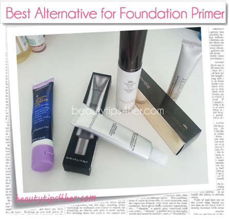 An Alternative to SmashBox Photo Finish Foundation Primer – A Cheap Alternative for a Makeup Primer   Beauty Tips 4 Her   Scoop.it
