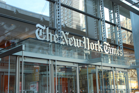 New York Times earnings: Digital subs up, but not enough to keep revenue from slipping | News of Interest for Newspapers, Publishers, Bloggers, and Advertisers | Scoop.it