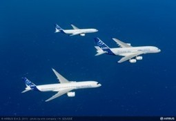 A350 XWB joins the A330 and A380 for an Airbus Xtra-widebody family   Aviation News   Scoop.it