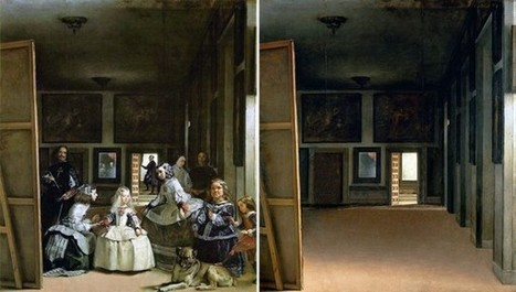 What Happens When You #Remove the #People from #Classic #Paintings? #art | Luby Art | Scoop.it
