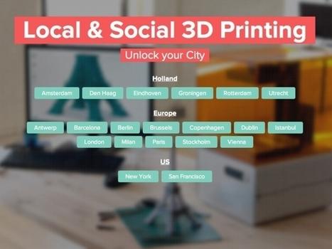 3D-printen om de hoek | Innovation and the knowledge economy | Scoop.it