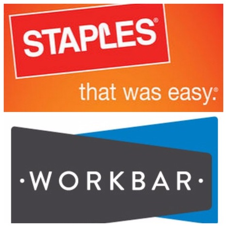 Staples and Workbar Offer Coworking Spaces in Retail Locations | Collaborative, Productive and Innovative Workspaces | Scoop.it