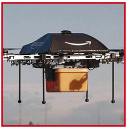 Amazon Drones and Reverse Logistics | Logistics | Scoop.it