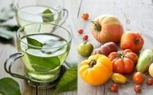 "Green Tea and Tomato to Naturally Treat Multiple Cancers (""the powerful combination of two anti-ox"") 