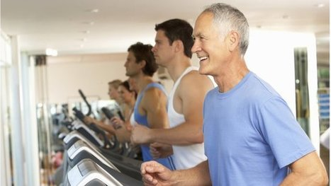 Exercise advice is 'unrealistic' | A Feeling Of General Well-Being | Scoop.it