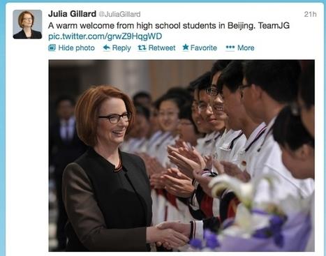 Bridging cultures Prime Minister visit to Chinese BRIDGE school | Asia Education Foundation | BRIDGE | Scoop.it