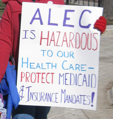 Join the ALEC Intervention | CP ALEC Intervention | Scoop.it