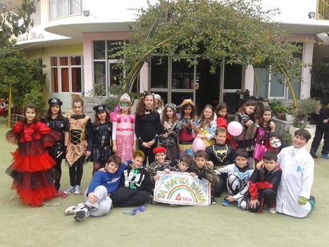 Αποκριάτικη γιορτή! | Γεννάδειος Σχολή-Δ' Τάξη    2013-2014 | Scoop.it