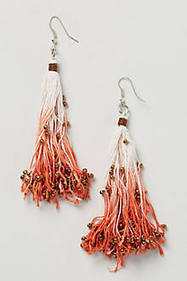Threaded Silk Tassel Drops | interest thing | Scoop.it