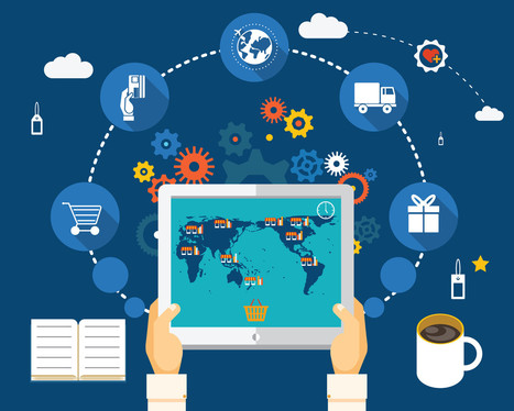 From Field Service to the Supply Chain, the Connected Future Means Big Business | The Digital Age | Scoop.it