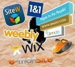 Comparatif des outils pour creer son site internet en ligne | Webdesign, Créativité | Scoop.it