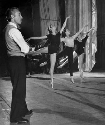 Balanchine, Broadway and Beyond « Broadway Dance Center | DANCE | Scoop.it