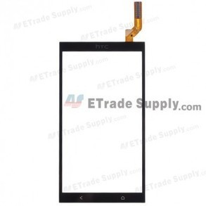 HTC Desire 700 Digitizer Touch Screen - Black | Screen Replacement | Scoop.it