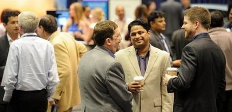 Best and Worst Business Networking Conversational Starters | Attorney Job Search In A Social World | Scoop.it