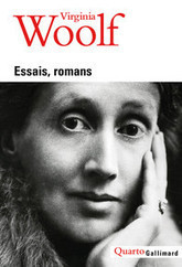 [parution] V. Woolf, Essais, romans | lire n'est pas une fiction | Scoop.it