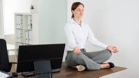 La méditation se fait une place dans le monde du travail | Webmarketing et Réseaux sociaux | Scoop.it