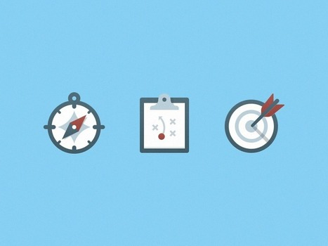 Dribbble - Strategic Planning Illustrations by Octopus Creative   Simplified Strategic Planning   Scoop.it