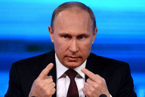 Putin: I Envy Obama In Light Of NSA Revelations 'Because He Can Get Away WithIt' - CBS DC   Government Current Events   Scoop.it