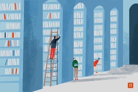 Какой должна быть современная библиотека?   Формы, средства и методы pro-движения чтения и книги в библиотеках   Scoop.it