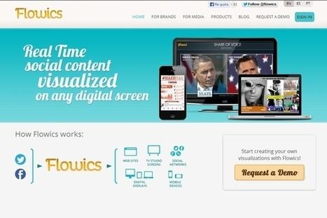 El servicio argentino Flowics, certificado por Twitter | Denken Fabrik | Scoop.it