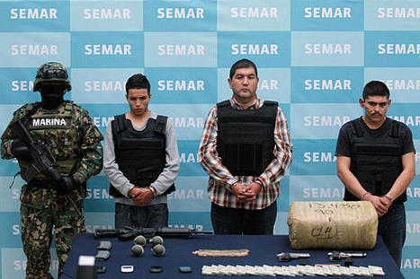 Mexico: Marines Detain Drug Lord 'El Talibán' | The Impartial Latin American News Link | News from the Spanish-speaking World | Scoop.it